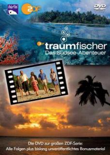 """DVD Cover """"Traumfischer"""""""